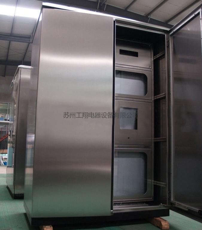 大型不锈钢机柜