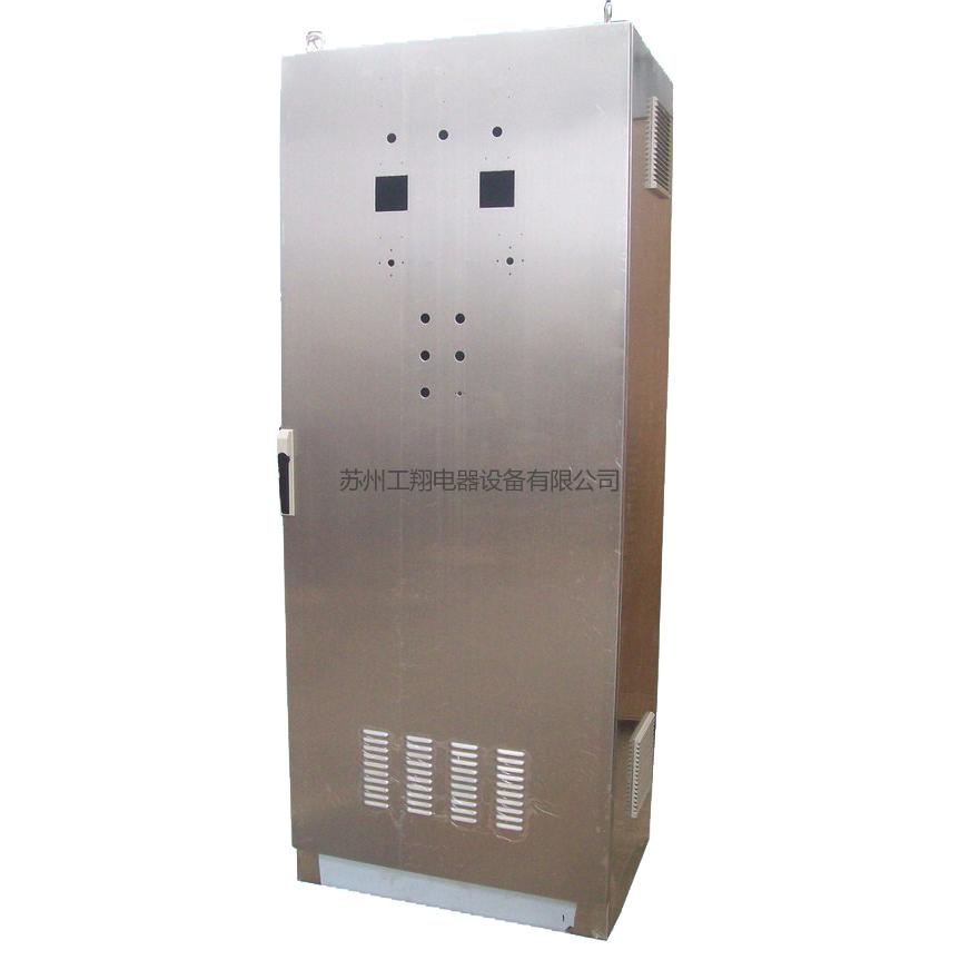 不锈钢九折型材机柜