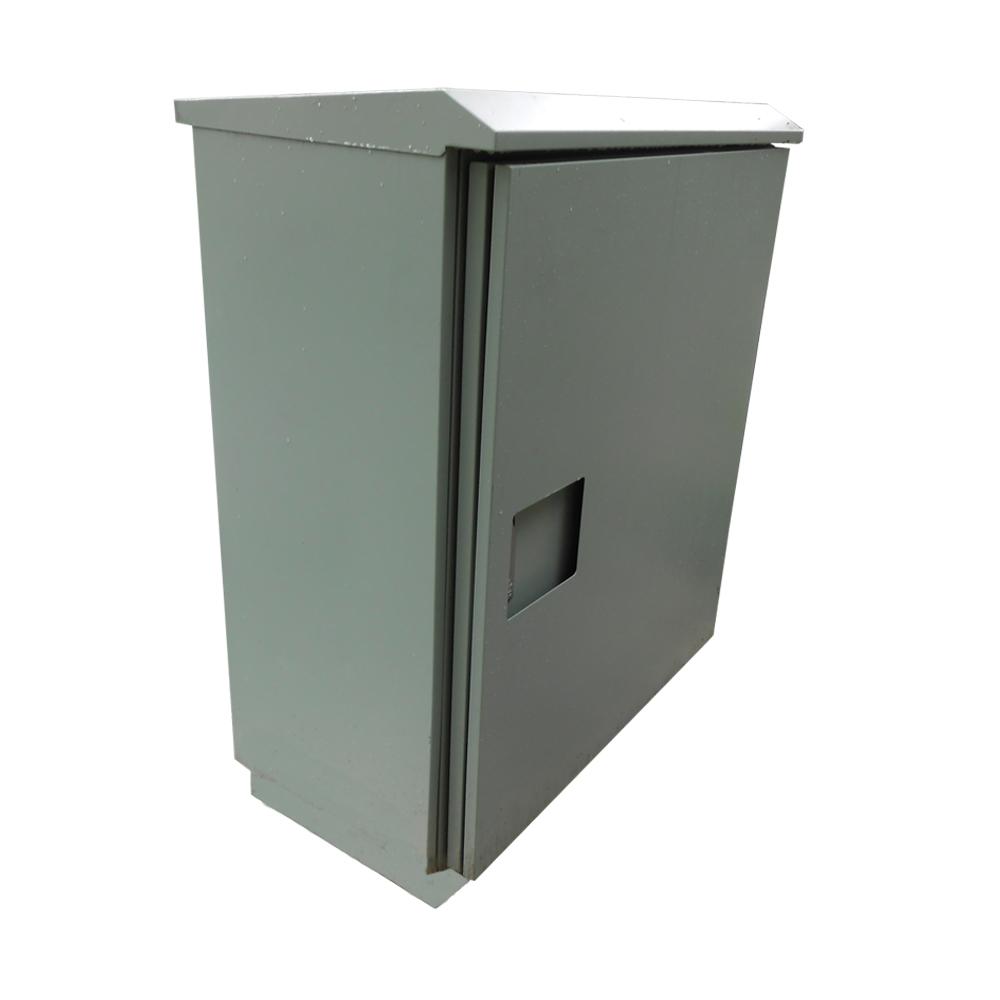 双层隔热室外机柜
