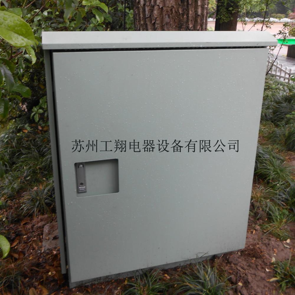双层隔热机柜